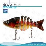 釣り人の選り抜きマルチ接合された採取のリアルな小魚の魅惑の低音の餌のSwimbaitの浅い人工的な釣り道具の釣餌(MS1608)