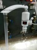 Rubinetto istante elettrico del riscaldamento con la visualizzazione di Digtal di temperatura per il rubinetto di acqua della cucina per la toilette
