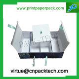 Foldable 호화스러운 마분지는 양말 또는 내복 포장 상자를 혁신한다