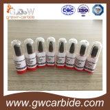 Bavures rotatoires L1228m06 de carbure cimenté