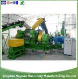 Linha de produção de borracha semiautomática do pó, pó de borracha que faz a máquina