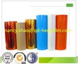 Film rigide transparent de PVC pour la métallisation
