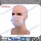 Desechable No tejido Procedimiento Earloop Máscara facial Respirador de partículas