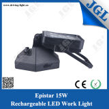 Luz Emergency recarregável da noite do diodo emissor de luz do USB Construir-na tecla