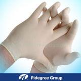 Sterile chirurgische Latex-Wegwerfhandschuhe