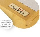 Simple rectángulo de madera rectángulo de embalaje de té