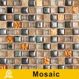 Mosaico de cerámica de la venta 25X25m m del arte caliente de la mezcla para la serie de cerámica del arte de la decoración de la pared (arte de cerámica E01/E02/E03/E04)
