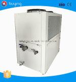 Refroidisseur d'eau refroidi par air bon marché en gros du prix bas 5ton pour la fabrication de chaussures