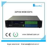 Amplificador óptico CATV/Olt Pon EDFA (FWAP-1550H-32X19) de la fibra de 32 Outports