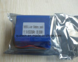3s2p 18650リチウム電池のパック11.1V 6000mAh