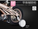 Bicicleta cor-de-rosa para a menina, bicicleta dos miúdos dos miúdos das meninas com trombeta, bicicleta do miúdo das meninas com cesta LC-Bike-079