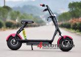 """2016 o melhor """"trotinette"""" elétrico sem escova do motor de Quatity Citycoco 1000W e da motocicleta do frame de aço"""