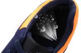 Les chaussures respirables d'unité centrale d'hommes neufs de suède avec lacent vers le haut (YD-3)