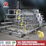 BATTERIE-Huhn-Schicht-Ei-Rahmen der Brücken-Q235 Stahlfür Huhn