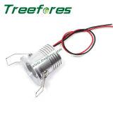 4W proyector del bulbo del CREE LED