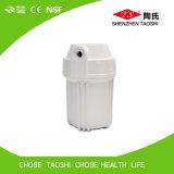Europäische Art-weißes Außengewinde-Filtergehäuse