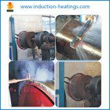 Riscaldamento di induzione che estigue macchina per l'indurimento di piegamento del tubo