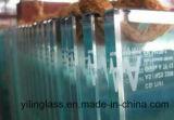[أولترا] واضحة يقسم زجاج لأنّ [سويمّينغ بوول] سياج