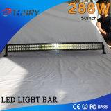 50inch 288W LED che guida il CREE fuori strada del riflettore IP68