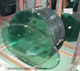 De aangemaakte Bovenkant van de Lijst van het Glas
