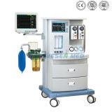 Máquina móvel do hospital Ysav01b2 médico e portátil cirúrgica da anestesia