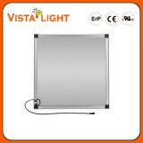 Iluminação quadrada do ecrã plano do diodo emissor de luz de Dimmable para hospitais