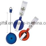 Изготовленный на заказ йойо с логосом на держателе значка планки или карточки талрепа