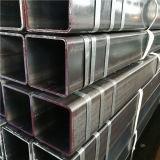 ASTM A500 GR. Tubulação do metal do quadrado preto de B Q235B com petróleo