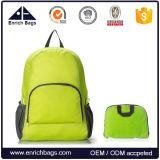 Foldable昇進の軽量のバックパック防水旅行袋