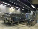 熱い溶解の付着力の実験室Pastillator