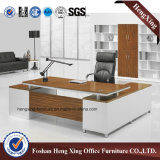 中国の工場現代家具のオフィス様式の木の管理の机(HX-ET14013)