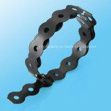Courroie nue de l'acier inoxydable 304 pour la bande