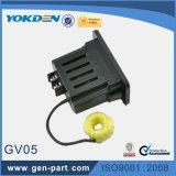 Tester di frequenza corrente di potere del visualizzatore digitale di Genset Gv05
