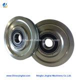 Rotella della puleggia del acciaio al carbonio di alta precisione di Customed