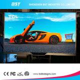 A parede video interna reparada HD quente do indicador de diodo emissor de luz da instalação SMD do Sell P2.5 morre o gabinete da carcaça para anunciar