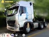 Caminhão da cabeça do trator do reboque A7 6X4 de HOWO para a venda