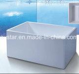 vasca da bagno indipendente di mini rettangolo di 1130mm (AT-108)