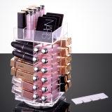 상한 투명한 큰 아크릴 아름다움 저장 상자