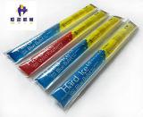 Materiale da otturazione liquido del sacchetto lungo e macchina imballatrice per Icelolly, bevanda, spremuta