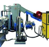 Recicl a máquina plástica do granulador da extrusora do granulador