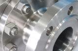 Industrielles Methoden-Flansch-sich hin- und herbewegendes Kugelventil des Edelstahl-3