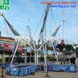 Populäres Mobile 4 in 1 Federelement-Trampoline für Verkauf (BJ-BU06)