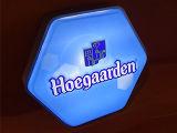 新しいデザイン! 屋外の軽い広告のロゴの印のボード