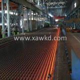Lecho de enfriamiento para la sección de acero, barra, Rebar, cadena de producción de Rod de alambre