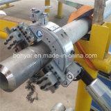 Od는 거치했다, 압축 공기를 넣은 모터 (SFM0206P)를 가진 관 절단 그리고 경사지는 기계
