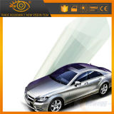 Película tingida solar antiexplosão do indicador de carro do verde 65% Vlt