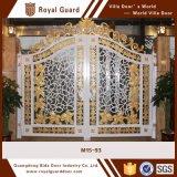 インドの家のメインゲートデザインかメインゲートおよび塀の壁デザインまたは屋外のメインゲートデザイン