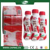 Ярлык втулки Shrink PVC фабрики для бутылки напитка