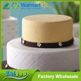 Conjunto redondo antiadherente de plata profesional del molde para pasteles de Bakeware 3-Piece