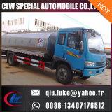 Caminhão fresco resistente do transporte do depósito de leite de FAW Jiefang